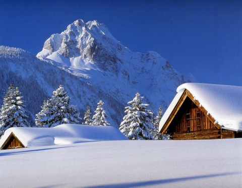 Žiema, gražiausias metų laikas